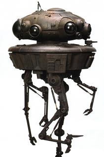 Imperialny droid zwiadowczy