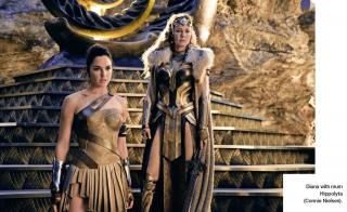 Wonder Woman zdjęcie z filmu
