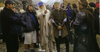 Władca Pierścieni – zdjęcie z planu kultowego filmu