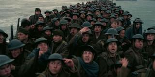 Dunkierka - zdjęcie z filmu Nolana