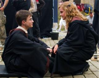 Harry Potter - zdjęcie z planu kultowej serii