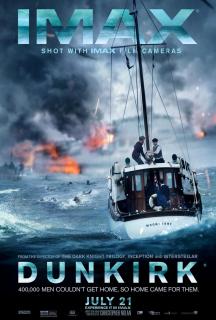 Dunkierka - plakat IMAX