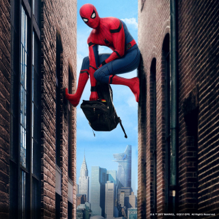 Spider-Man: Homecoming - grafika promocyjna