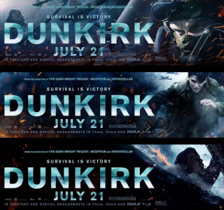 Dunkierka - banery