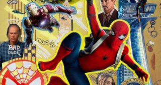 Spider-Man: Homecoming - fragment plakatu IMAX