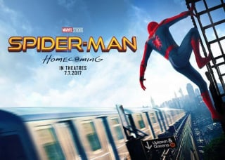 Spider-Man: Homecoming - plakat