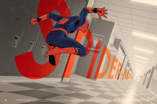Spider-Man: Homecoming - fanowski plakat