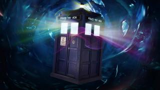 Doktor Who - TARDIS