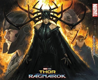 Thor: Ragnarok - grafika koncepcyjna