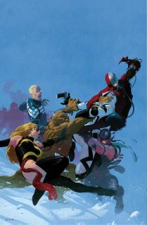 Uncanny X-Force - komiks