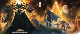 Thor: Ragnarok - grafika promocyjna
