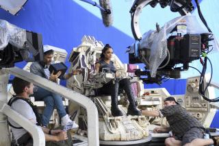 Thor Ragnarok - zdjęcie zza kulis filmu