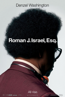 Plakat Roman J. Isreal, Esq.