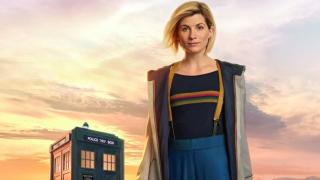 Jodie Whittaker jako Doktor Who - zdjęcie promocyjne