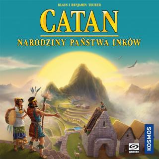 Catan: Narodziny państwa Inków