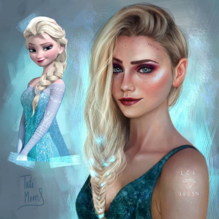 Elsa - Kraina Lodu