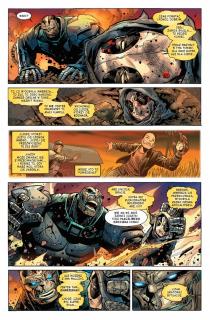 Avengers i X-Men - Axis - plansza