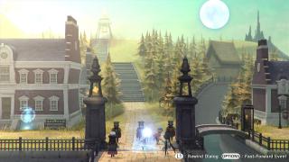 Lost Sphear - screeny z gry