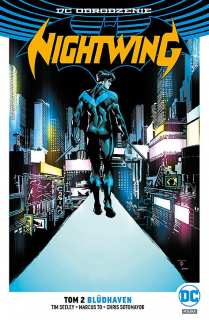 Nightwing – Blüdhaven, tom 2