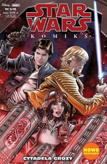 STAR WARS KOMIKS nr 2.2018