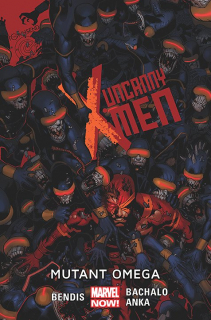 Uncanny X-Men - Mutant omega, tom 5