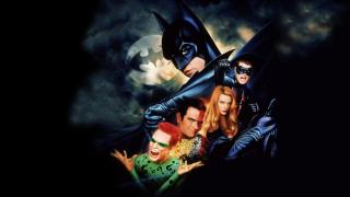 Batman Forever (1995) - nominacja w kategoriach Najlepsze zdjęcia, Najlepszy dźwięk, Najlepszy montaż dźwięku