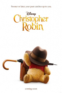 Christopher Robin - plakat