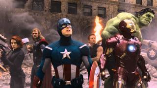 Avengers (2012) - nominacja w kategorii Najlepsze efekty specjalne