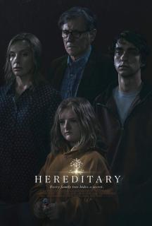 Hereditary - plakat