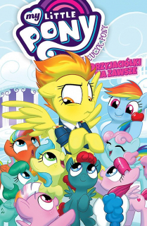 Mój Kucyk Pony – Przyjaciółki na zawsze, tom 3 - okładka