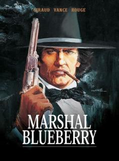 Marshal Blueberry - okładka