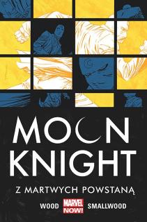 Moon Knight – Z martwych powstaną, tom 2 - okładka