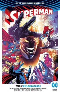 Superman – Wielokrotność, tom 3 - okładka