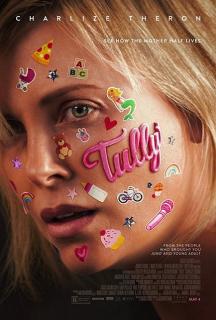 Tully - plakat