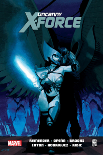 Uncanny X-Force #02. Era Archangela - okładka
