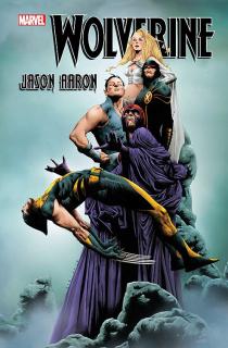 Wolverine, tom 3 - okładka