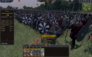 A Total War Saga: Thrones of Britannia - screeny z gry
