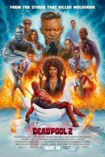 Deadpool 2 - plakat