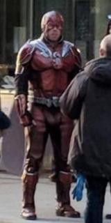 Titans - tajemnicza postać