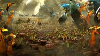 """Felucia - pojawia się wzmianka w dialogach o robocie na Felucii. Planeta znana jest z """"Zemsty Sithów""""."""