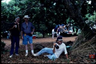 Park Jurajski - zdjęcie z planu