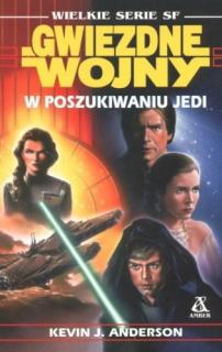 w poszukiwaniu Jedi - książka
