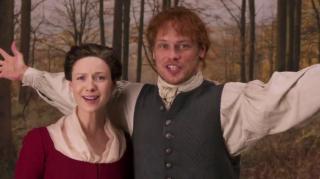 Outlander - koniec zdjęć do 4. sezonu