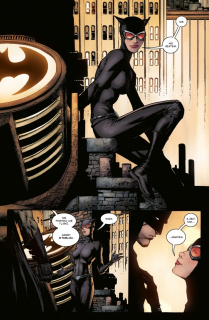 Batman #03. Jestem Bane - plansza