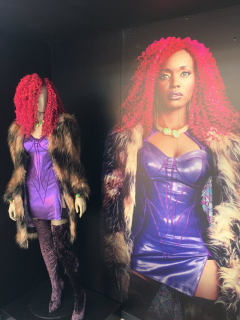 Titans - kostium Starfire