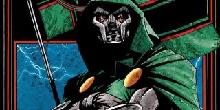 Doktor Doom - jeden z najbardziej znanych złoczyńców Marvela, władca Latverii; nosi naszpikowany nowoczesną technologią kostiu, który zwiększa jego siłę i wytrzymałość; potrafi podróżować w czasie i przenosić swoją świadomość do ciała innej istoty