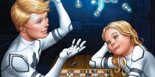 Franklin i Valeria Richards - dzieci Reeda Richardsa i Susan Storm; pierwszy z nich uważany jest za jednego z najpotężniejszych mutantów, a jego moce wymykają się spod prób ich ludzkiej kategoryzacji; dziewczynka z kolei była później w komiksach znana jako Marvel-Girl