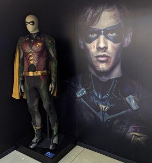 Titans - kostium Robina