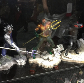 Aquaman - figurki