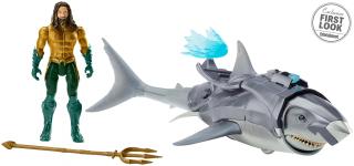 Aquaman - atlantydzki żarłacz biały